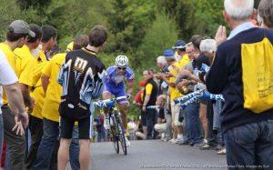 Tour de France arrivé a la planche des belles-filles